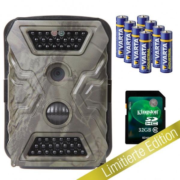 Aktion - Super Pack Wild-Vision Full HD 5.0 - 32 GB
